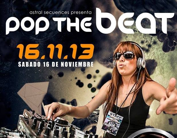 Pop the beat en Studio 54 en Jerez Zacatecaas